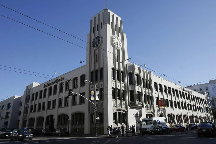 Iconic SoMa Building