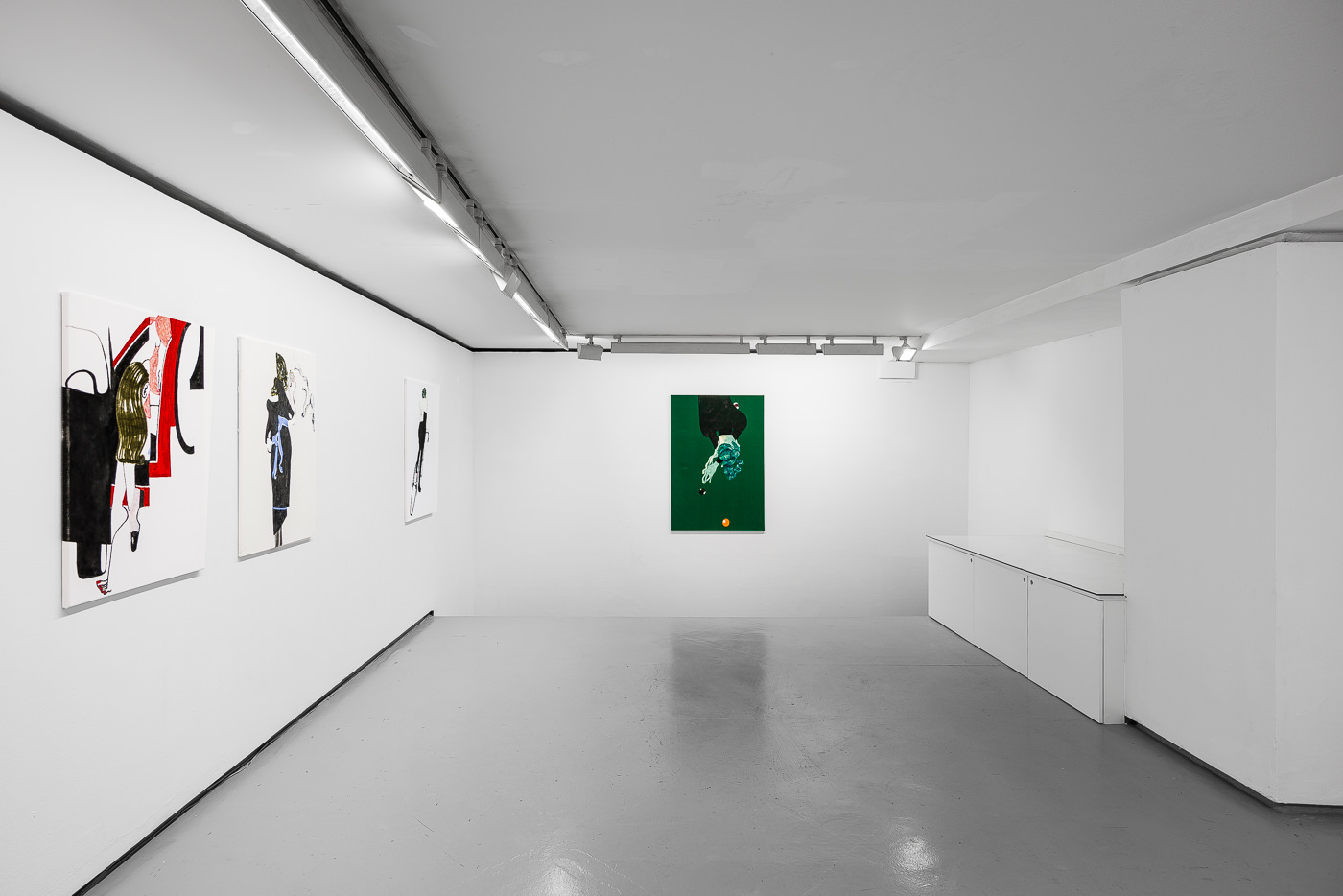 Paris Gallery Space