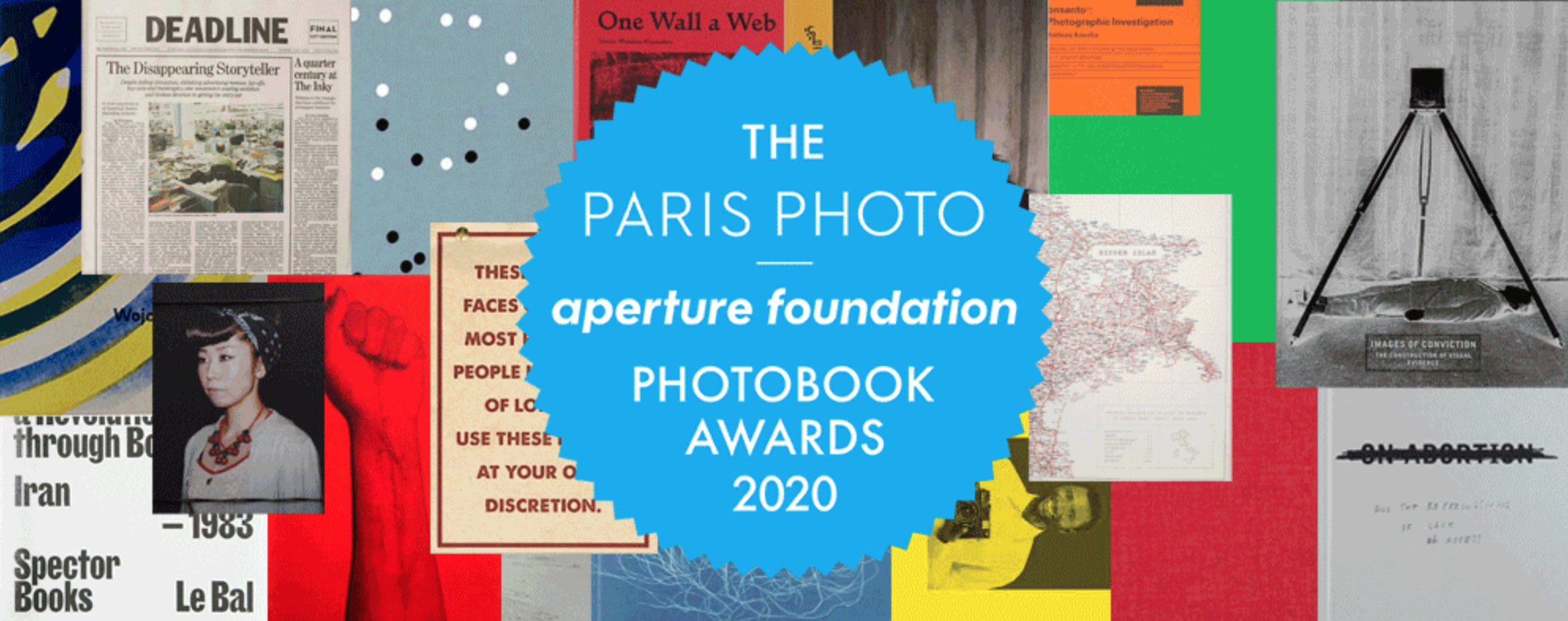 Paris PhotoBook Awards Aperture Foundation
