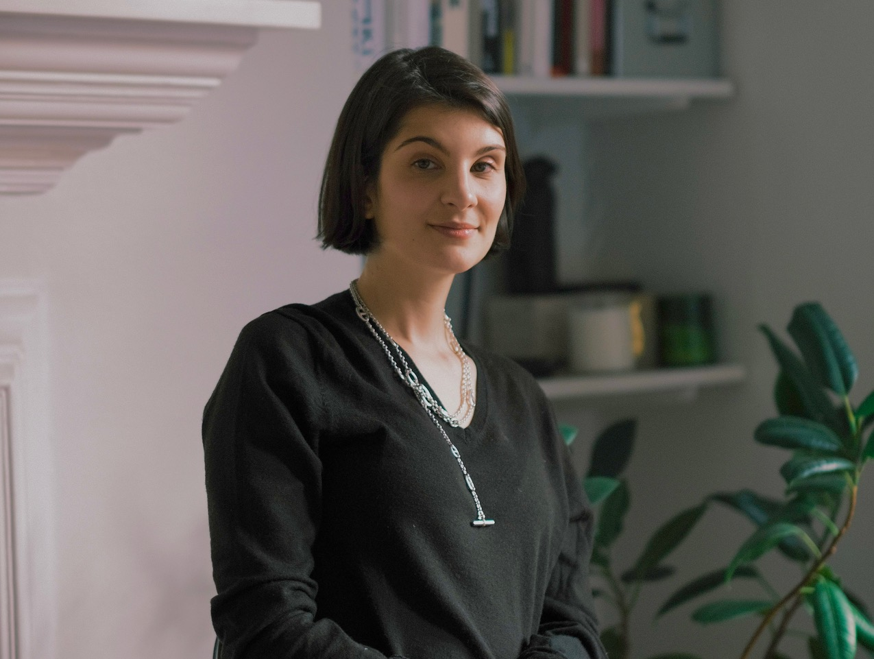Viola Angiolini - Director of Research and Curatorial at Jeffrey Deitch