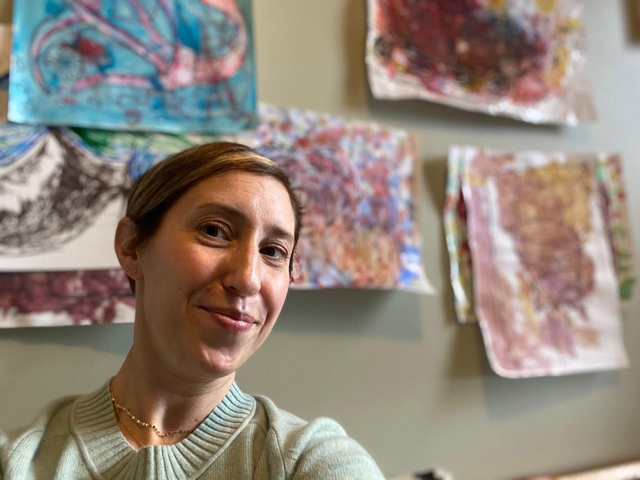 Michele Amicucci - Registrar for KAWS Studio