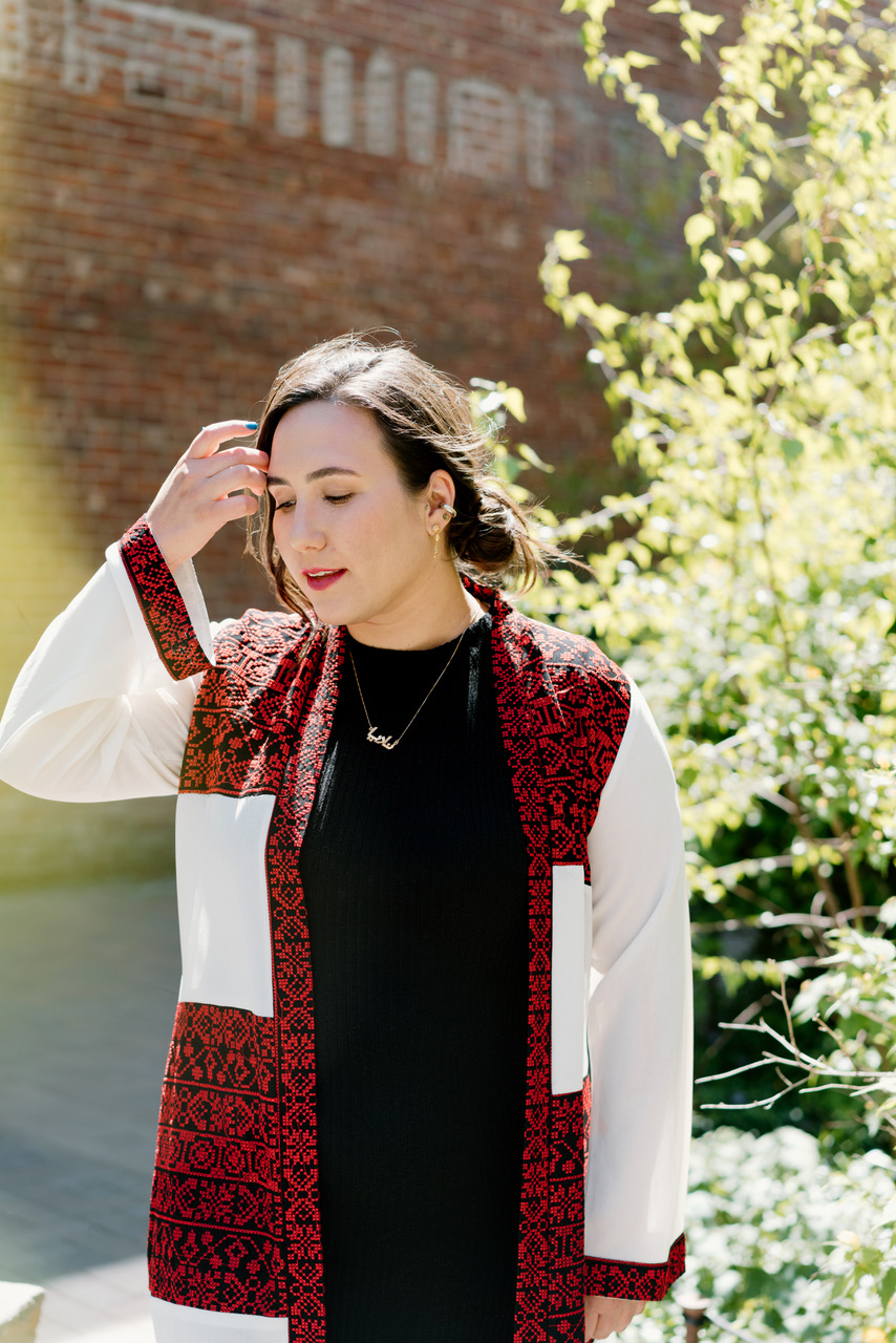 Nadia Tahoun - Co-Founder and Creative Director of Flower Shop Collective (FSC)